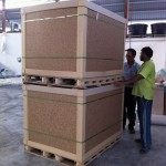 Crate Dimension 1330mm x 1010mm x 950mm - 2 tons